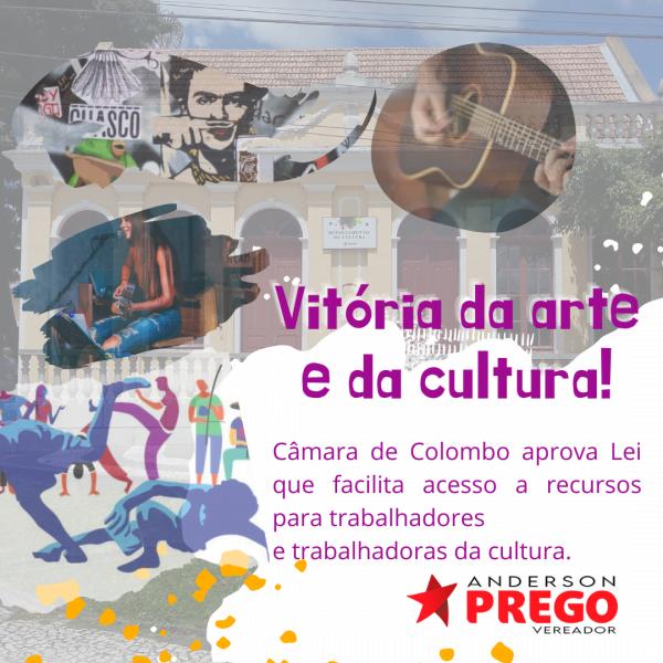 Vitória da arte e da cultura! (1)